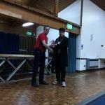 Richard Bates - Joint 2nd